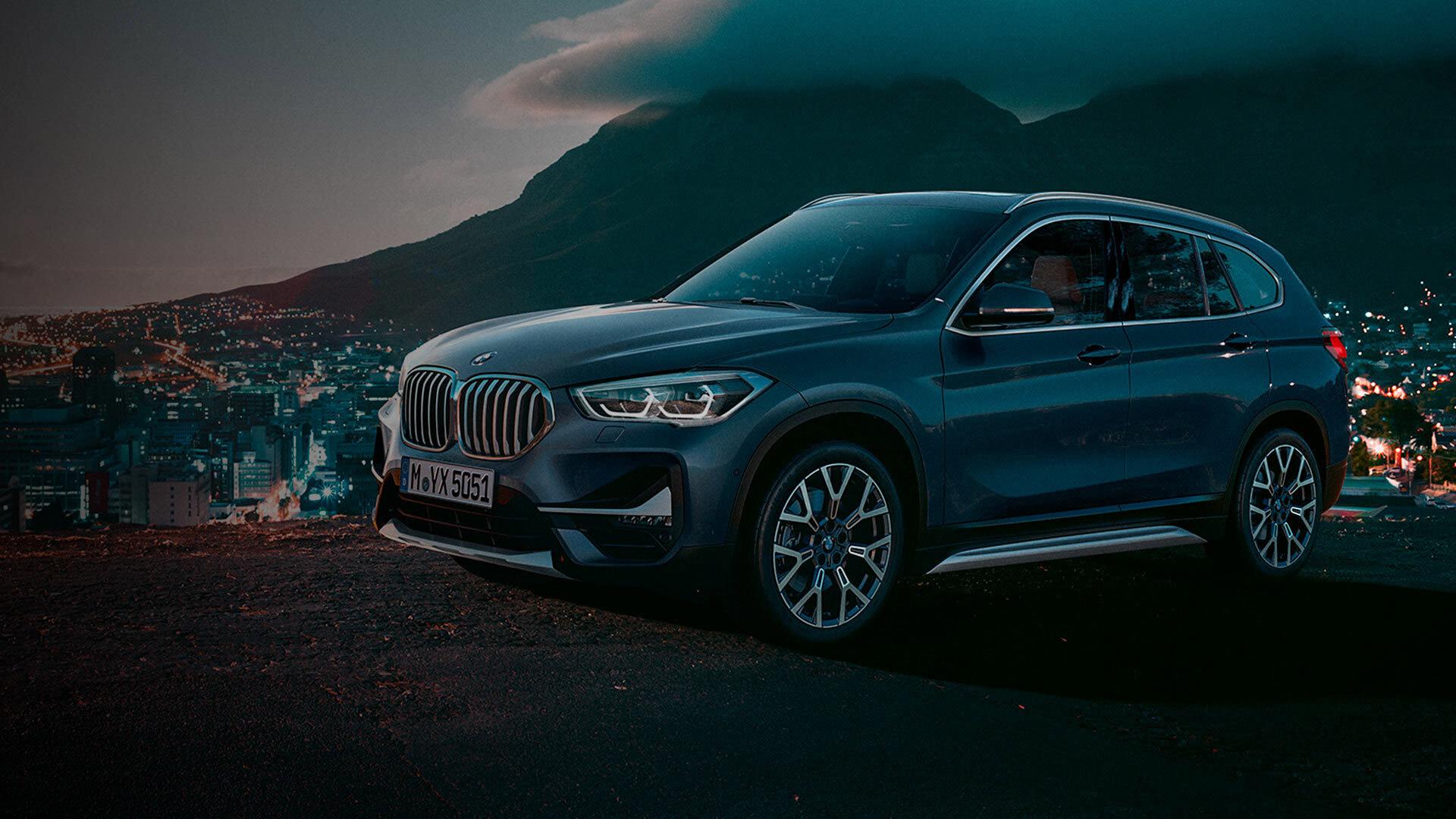 BMW X1 PLUG-IN HYBRID