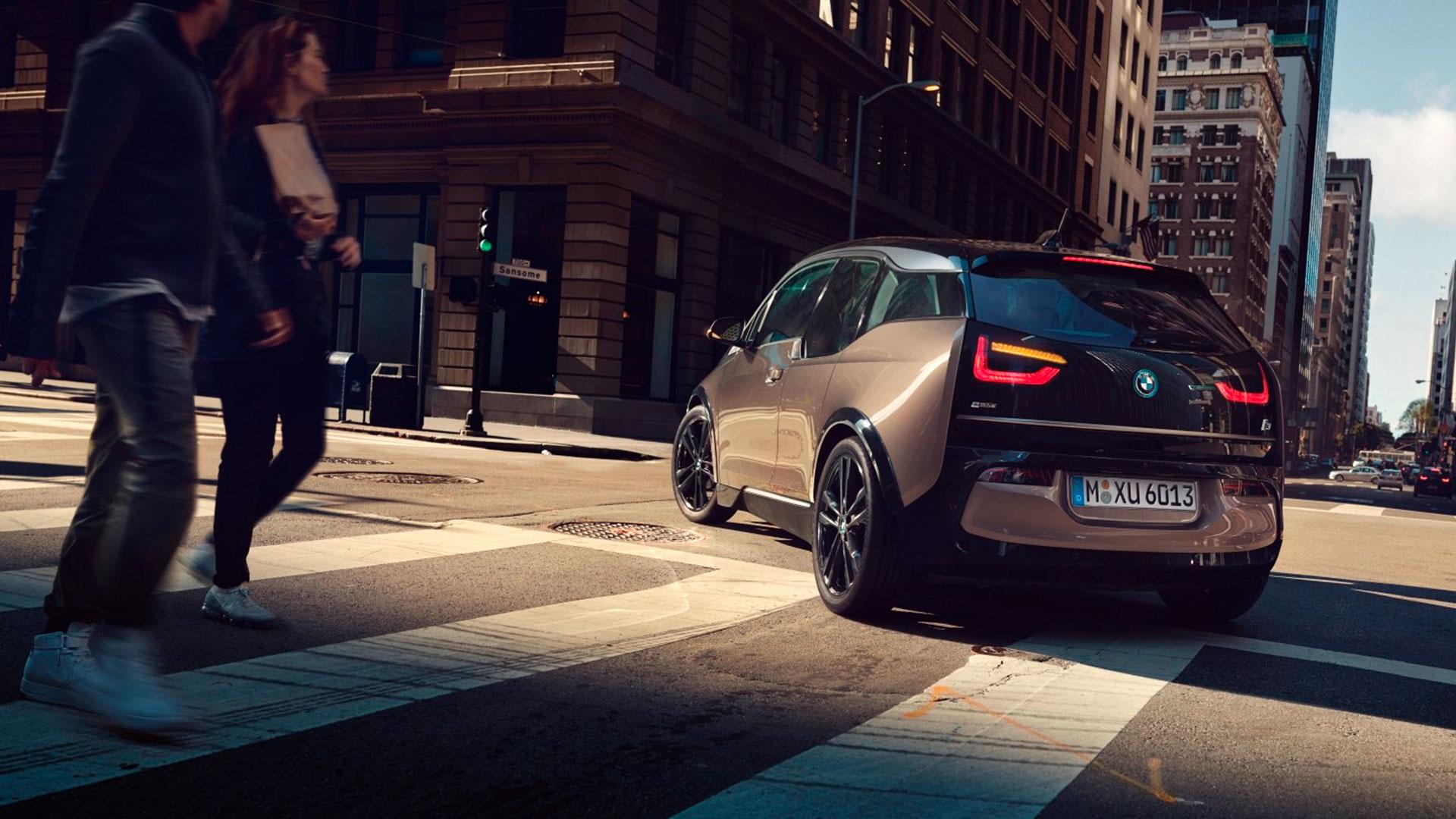 BMW Roma - Caratteri Elettrizzanti